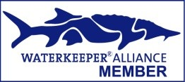Waterkeeper Alliance Logo. London Waterkeeper is a member